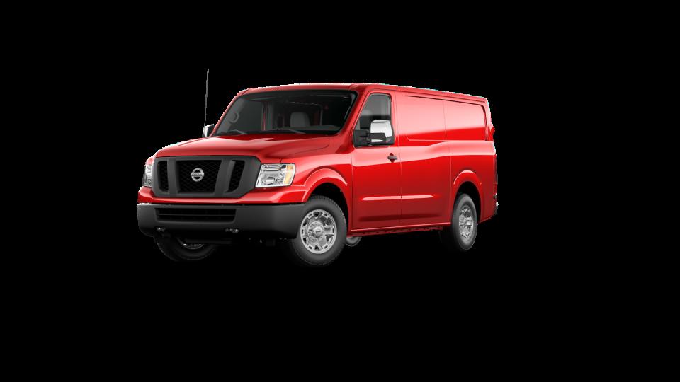 2020 NV Cargo NV2500® HD SV Techo de zona de carga estándar V6