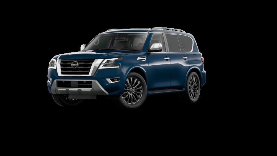 2021 Armada Platinum 2WD