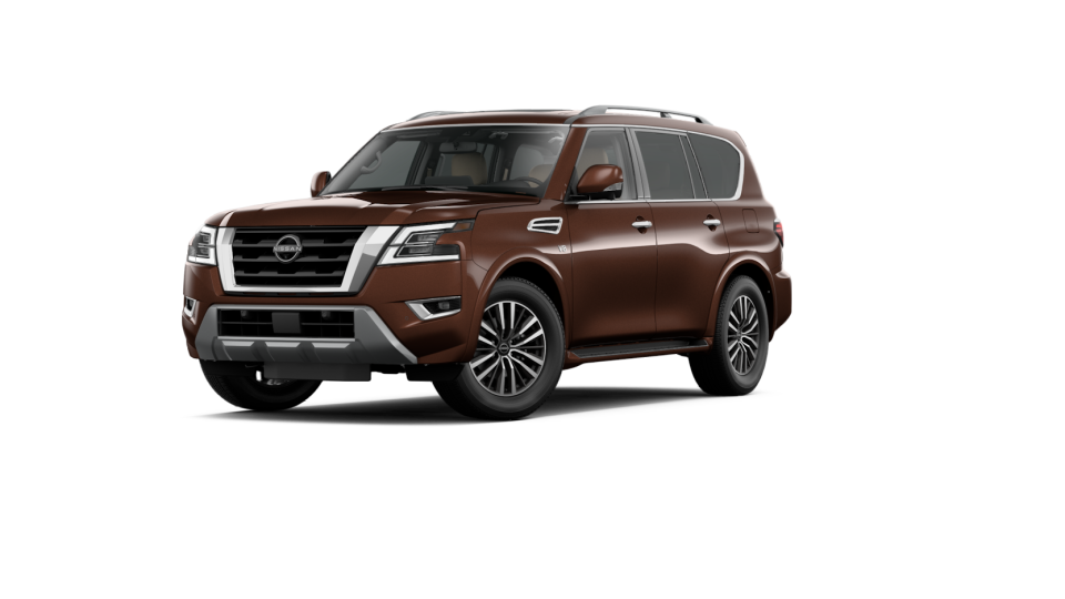 2021 Armada SL 4WD