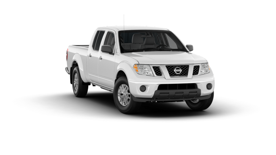 2021 Frontier Crew Cab Long Bed SV 4x4