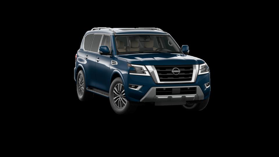 2021 Armada SL 2WD