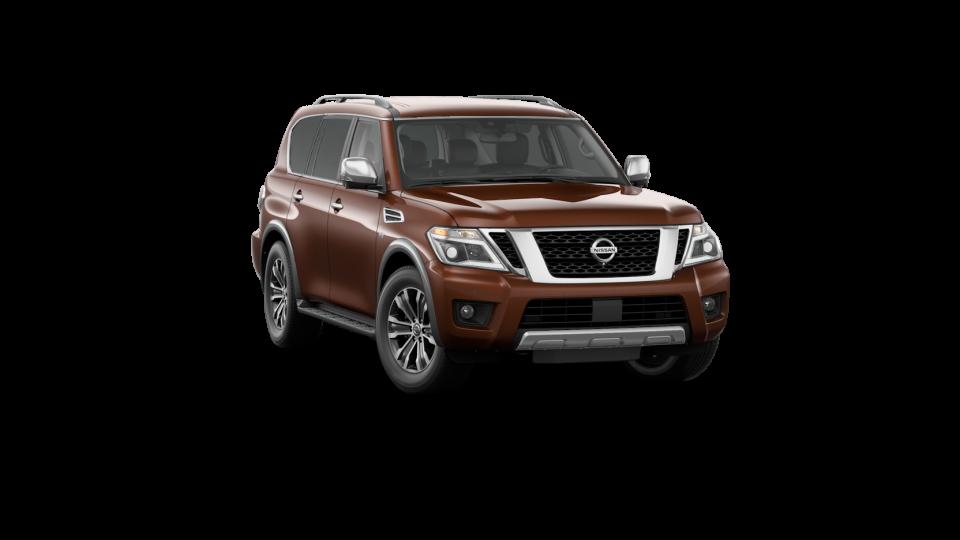 2020 Armada SL 4WD