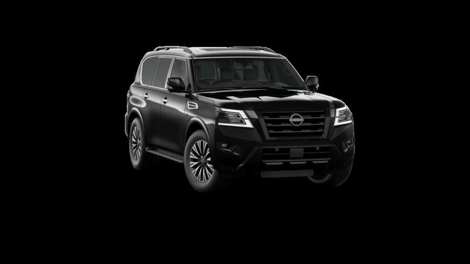 2021 Armada Midnight Edition 2WD