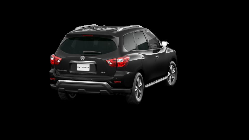 2020 Pathfinder S 4WD