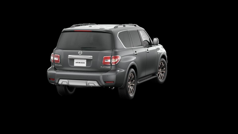 2020 Armada Platinum 2WD