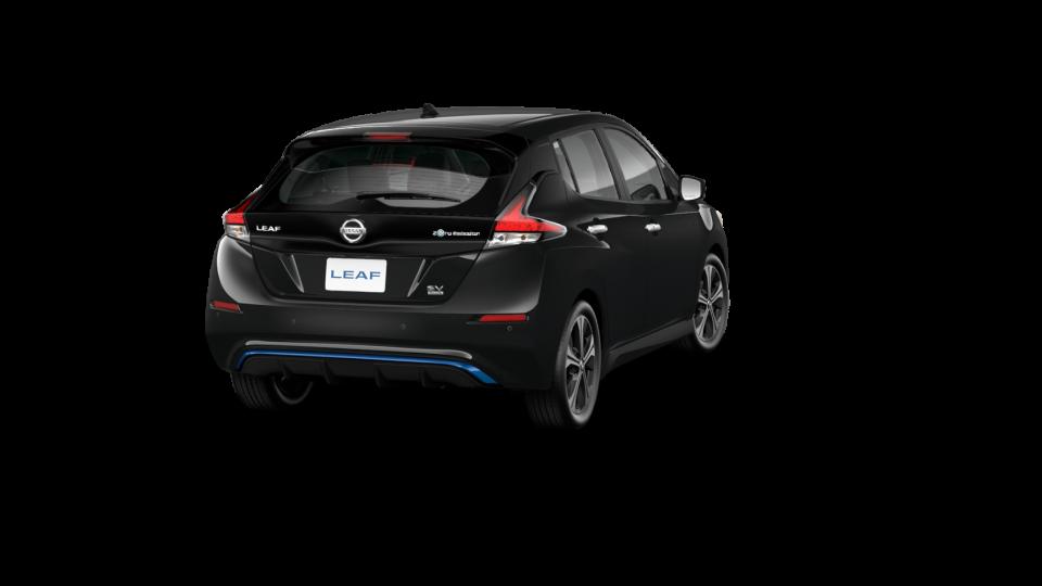2021 Nissan LEAF SV PLUS 62 kWh