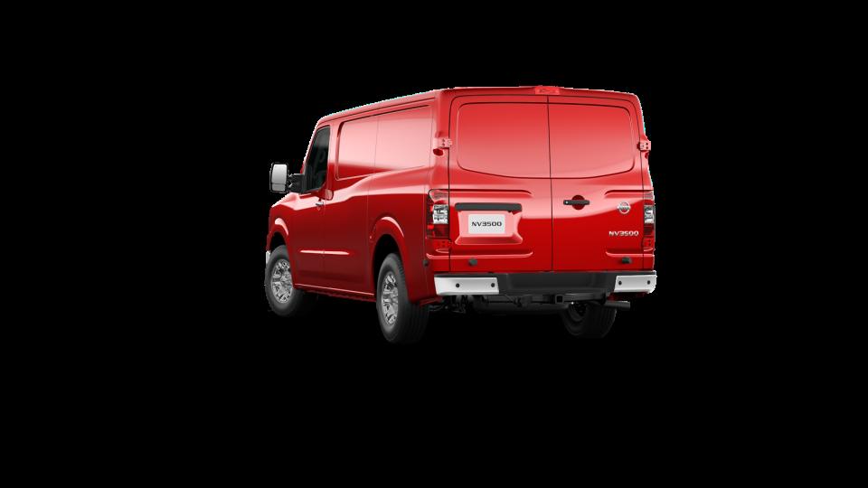 2020 NV Cargo NV3500® HD SL Techo de zona de carga estándar V8