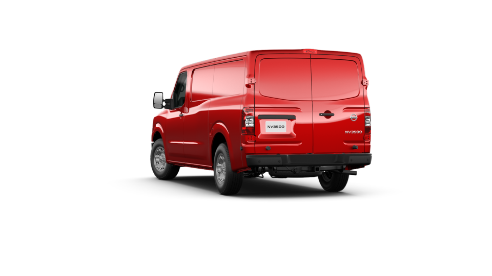 2020 NV Cargo NV3500® HD SV Techo de zona de carga estándar V8