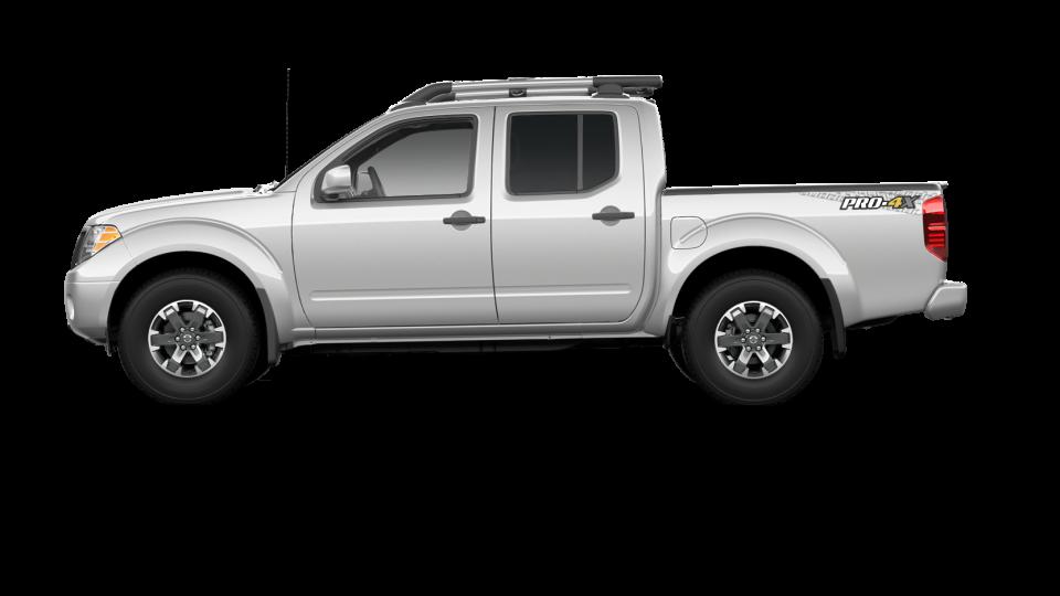 2021 Frontier Crew Cab PRO-4X® 4x4