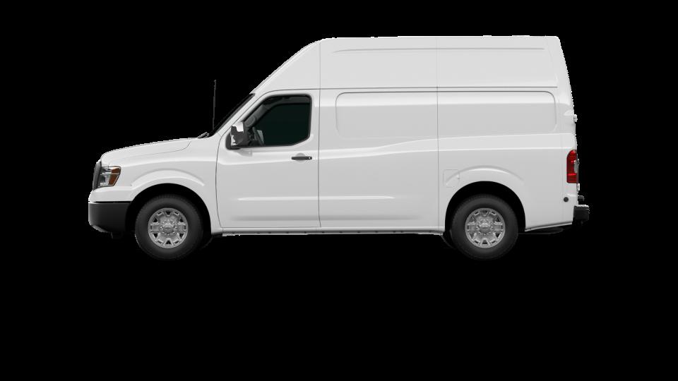 2021 NV Cargo NV2500® HD SV Techo de zona de carga alto V6